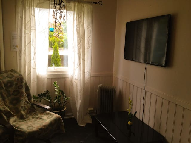 Cozy apartment: close to sea, woods and to town - Arendal - Apartament
