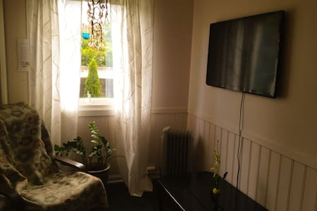 Cozy apartment: close to sea, woods and to town - Arendal - Квартира
