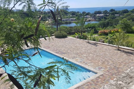 Beautiful Ocean View Villa + Venue - Kingston - Villa