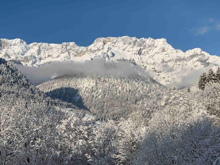 Das Nesterl, ein Traum in den Bergen ganz nah