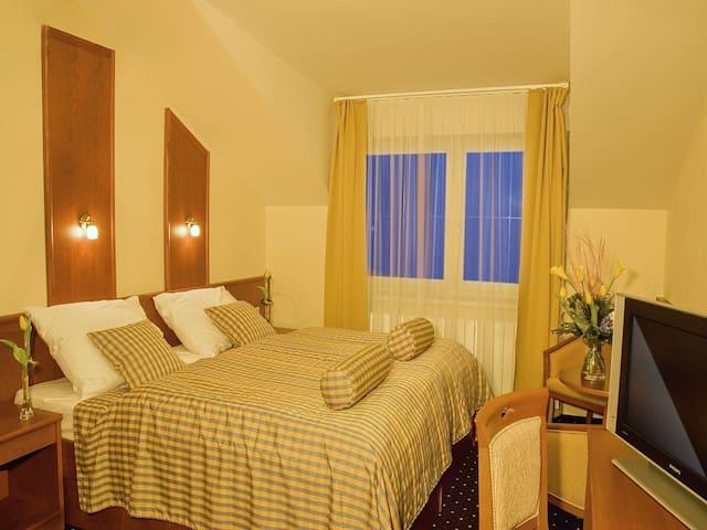 Primavera Hotel & Congress Centre, (Pilsen), Apartment, 50qm, 2 Schlafzimmer, max. 4 Personen