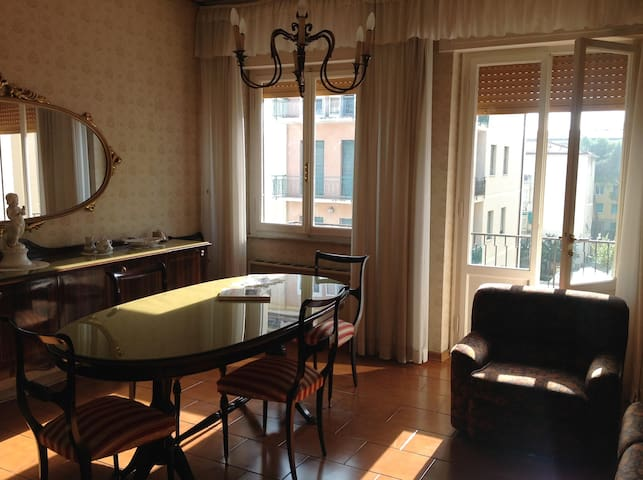 Apartment + garage + parking in Livorno, Tuscany