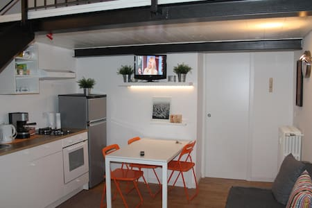 Little Loft near porta Susa station and subway - Turin - Loft