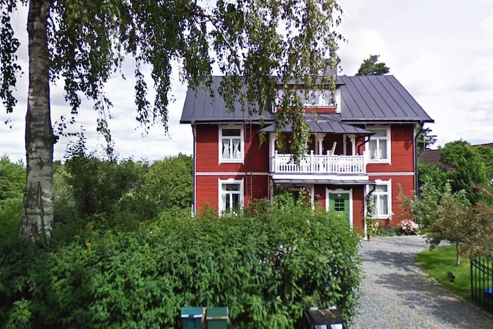 Charming and child friendly villa from 1898