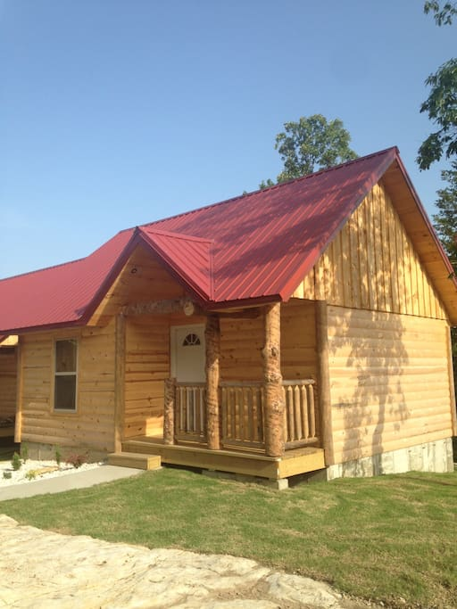 Quot Bighorn Quot Cabins At Branson Meadows Cabins For Rent In