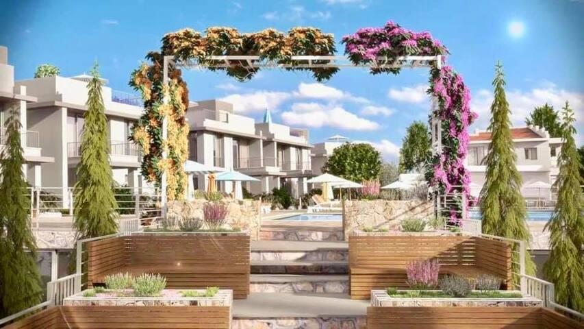 3x Kомнатная Квартира в Милос Парк Хомс!