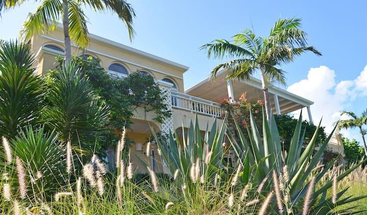 Ocean view villa room, steps to the beach: Room #4
