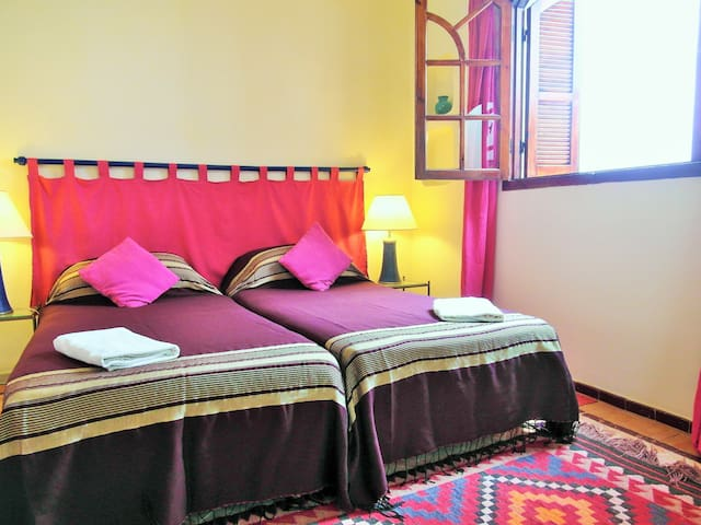 Twin Room-Guesthouse-Asilah