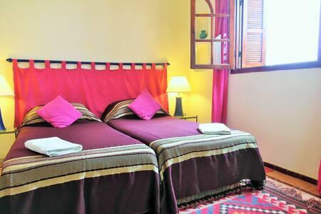 Twin Room-Guesthouse-Asilah - Asilah - Bed & Breakfast