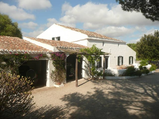 Charming estate in Southern Menorca