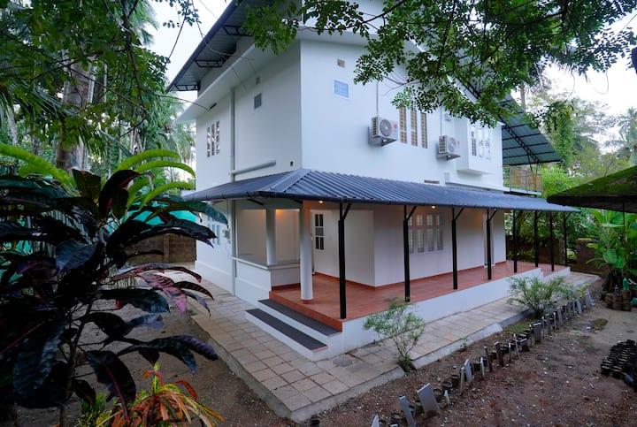 The Riverside Guesthouse