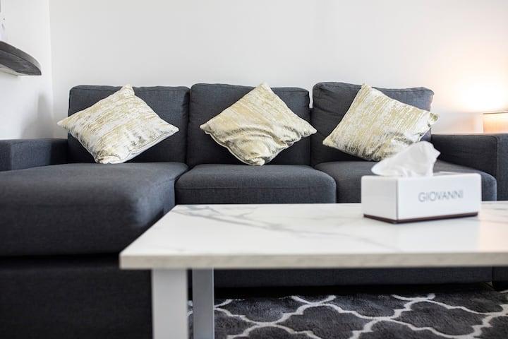 Luxury Furnished Studio Apartment @ IC 18