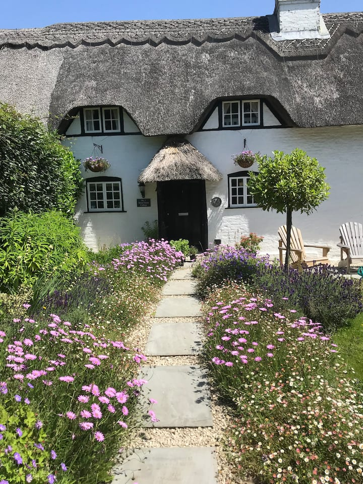 Idyllic Thatched Cottage in heart of New Forest - Cottages for Rent in  Lyndhurst, England, United Kingdom