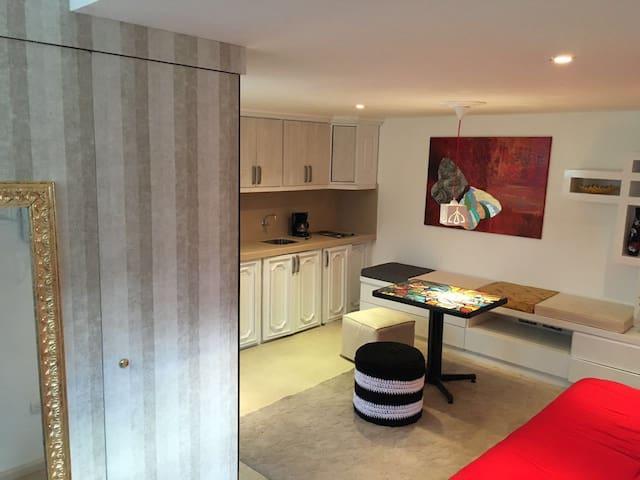 en el mejor sector: Cumbaya - Quito - Apartemen