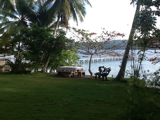Linden Beach in Talikud Island, Davao del Norte