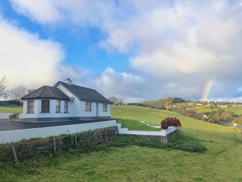 'Cloone',  cosy, calm, in Creeslough, Dunfanaghy