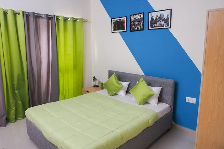 Long term Quality Accommodation in budget price