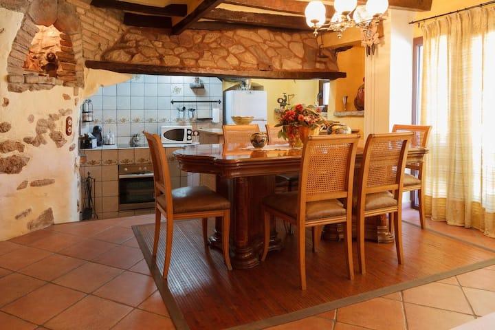 El Molí de Pontons Hotel Rural- ALZINA