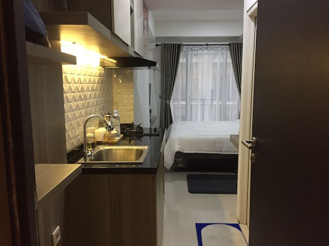 Luxury Apartment in Bandung