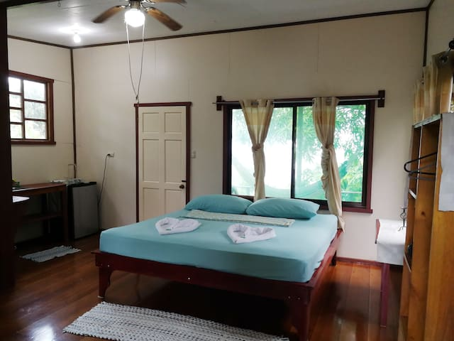 Spacious Room with Ocean View