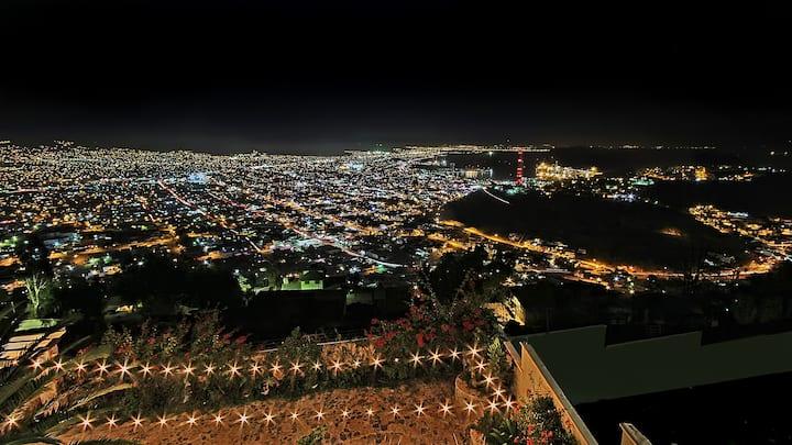 Ensenada's Mountain Top Hacienda and Retreat