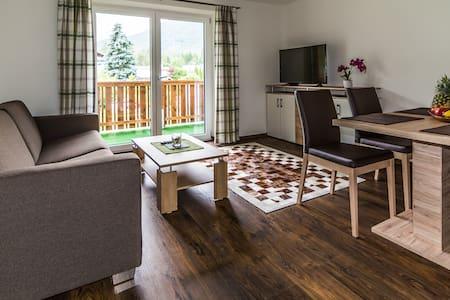Apartments zum Wohlfühlen, Hallenbad, Sauna... - Obsteig - Apartamento