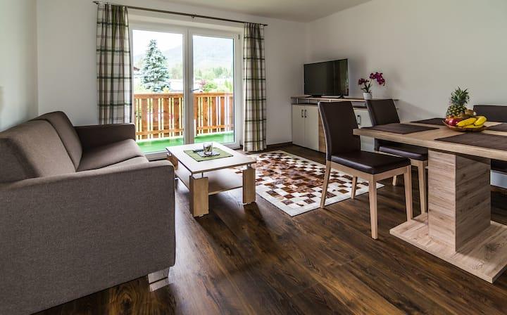 Apartments zum Wohlfühlen, Hallenbad, Sauna...