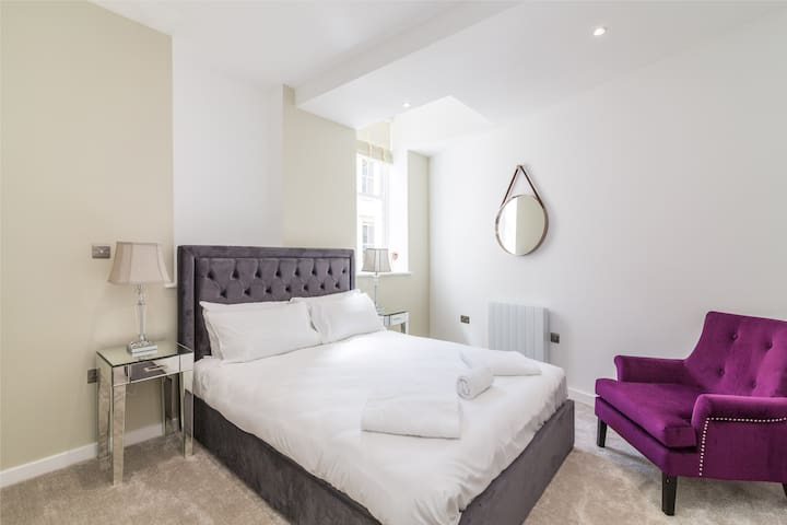 Lovely 1 Bedroom Apartment at City Centre