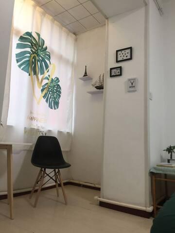 主卧室,休闲区