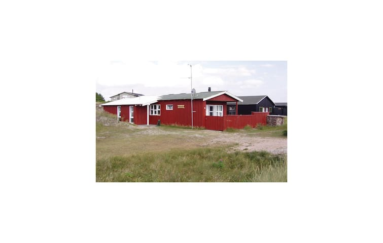 Holiday cottage with 2 bedrooms on 70m² in Fanø