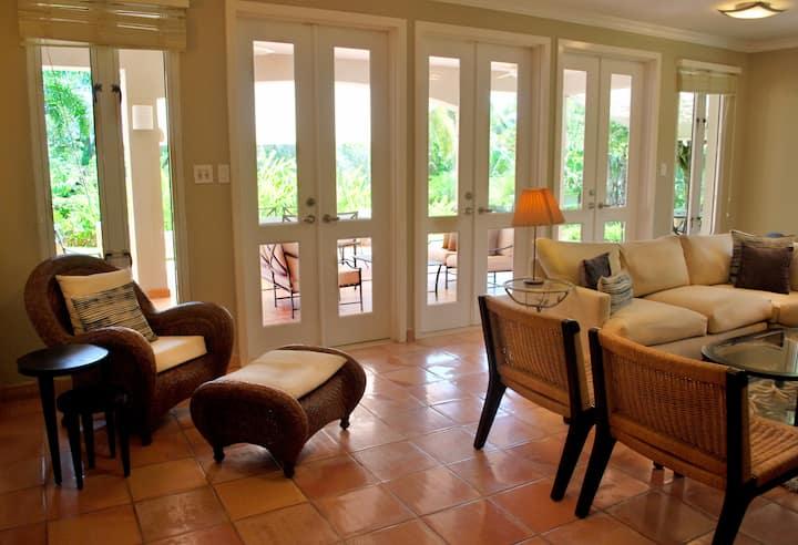 Mediterranean Style Villa at Dorado Beach Resort