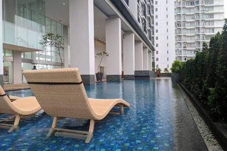 Apartment Breeze Tower sebelah Mal Bintaro Plaza