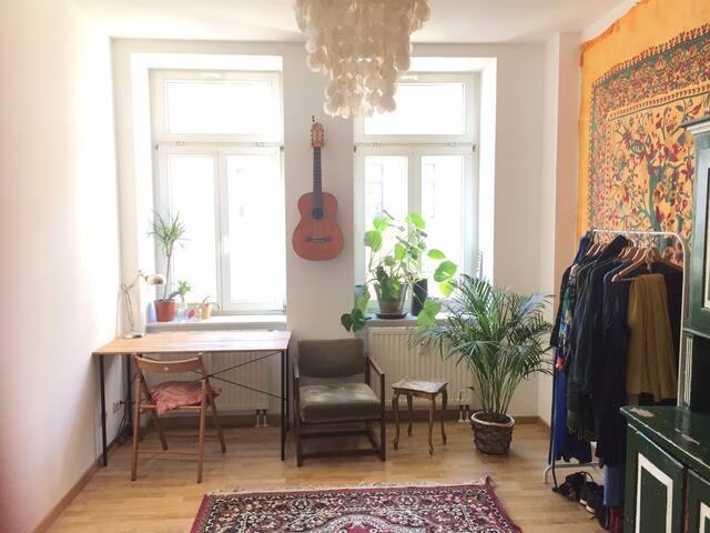 Zimmer zentral und ruhig  im Hecht nahe Neustadt