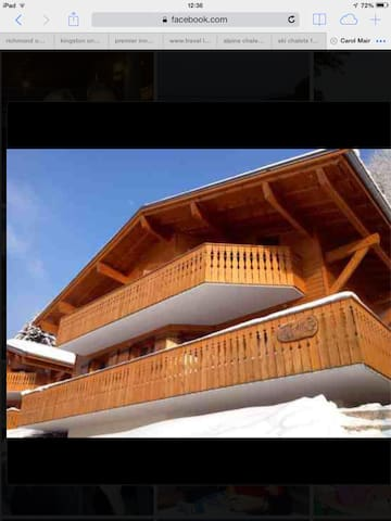Beautiful charming chalet Alba - Châtel - House