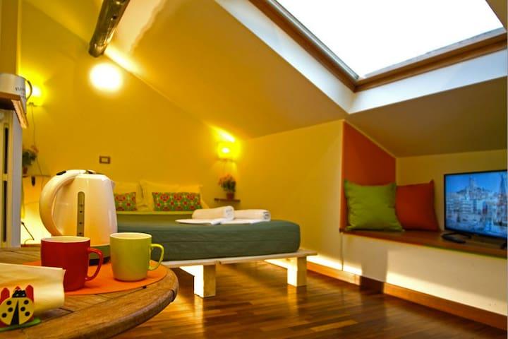 INNperfect Villa - Tripla con Bagno in Comune
