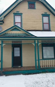 Old World Charm B&B (Second Room) - Grand Forks - Haus