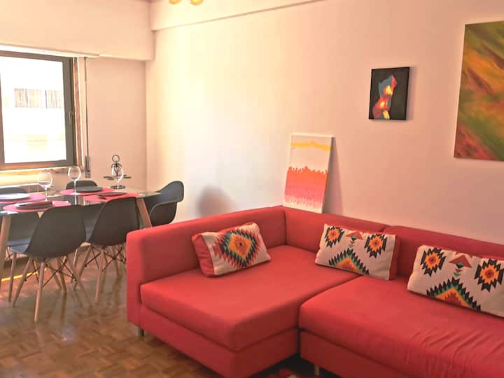 Lovely home in Lisbon/Caiscais!4min from the beach