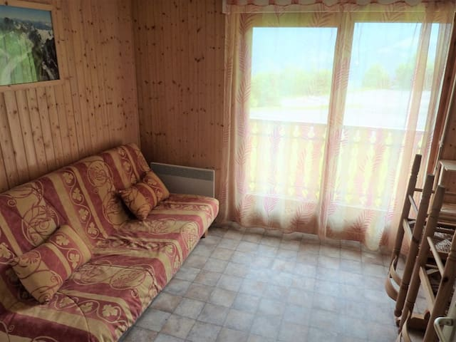 TER-BOUQ-01 : studio cabin near the slopes