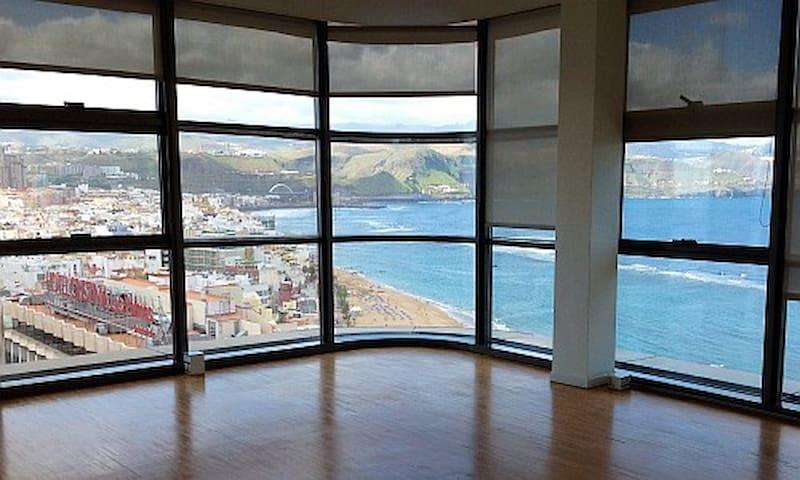 Top class Las Canteras Apartment - Las Palmas de Gran Canaria - Apto. en complejo residencial