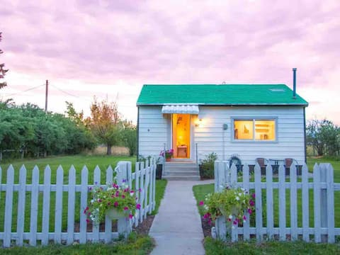 Vintage Tiny Home in the Heart of the Tetons