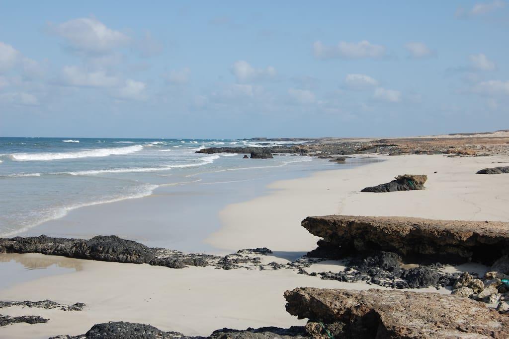 Ostküste von Sal