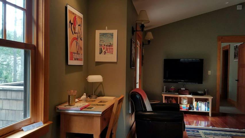 Cozy Winter Craftsman Getaway - Маккинливилл