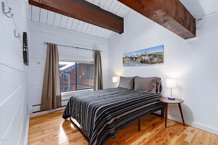Ground level bedroom