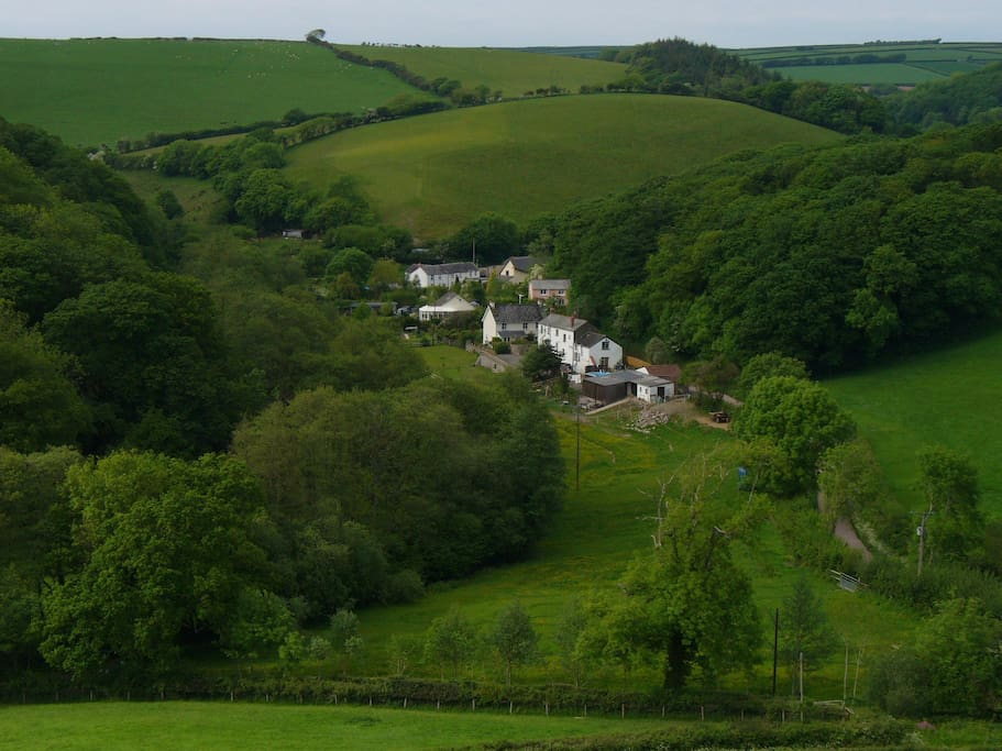 The Whitehall Valley