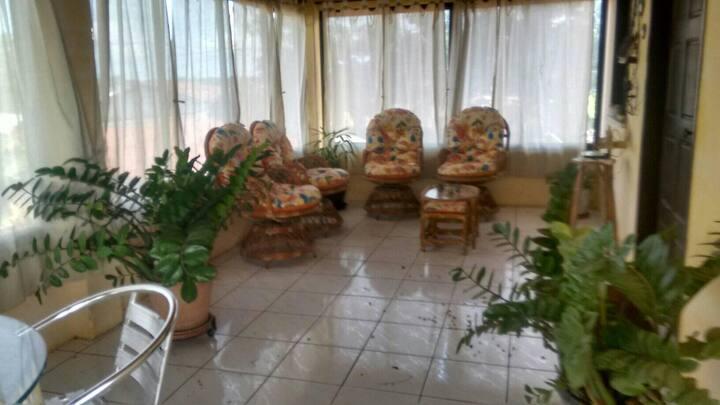Apartamento totalmente mobiliado em Paracuru