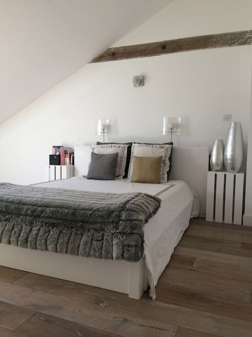 Chambre 2 adultes