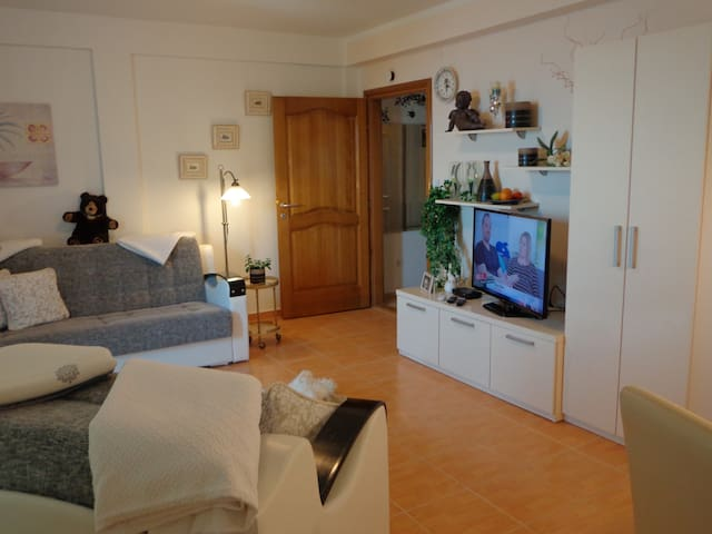Luxus-Apartment mit traumhaften Meerblick - Budva