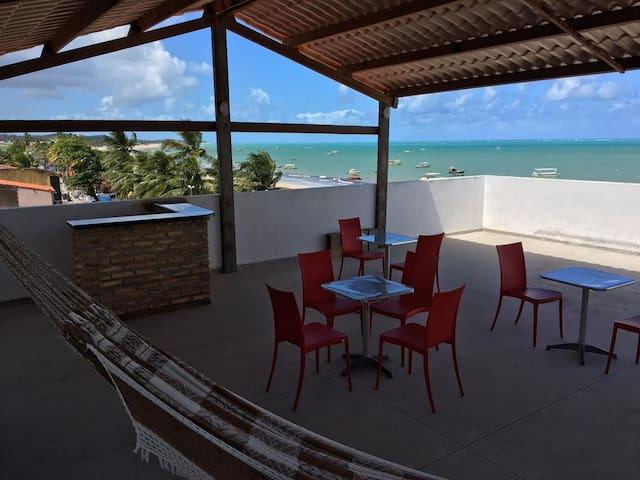 Maraga Beach Hostel - Quarto Casal com AR