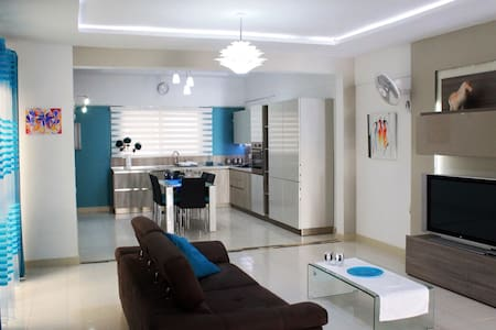 Modern & Spacious Apartment.