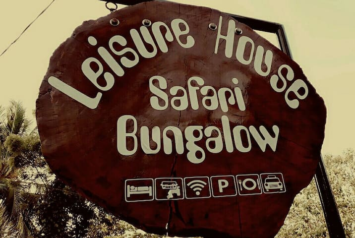 leisure safari home stay